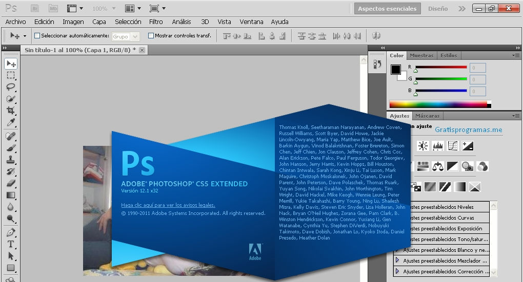 Photoshop CS5 Extended Portable.paf.exe - Google Drive