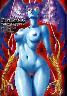 "Reseña de ""Devilman G ~ Grimoire ~"" vol. 4 de Rui Takatou - Ivrea"