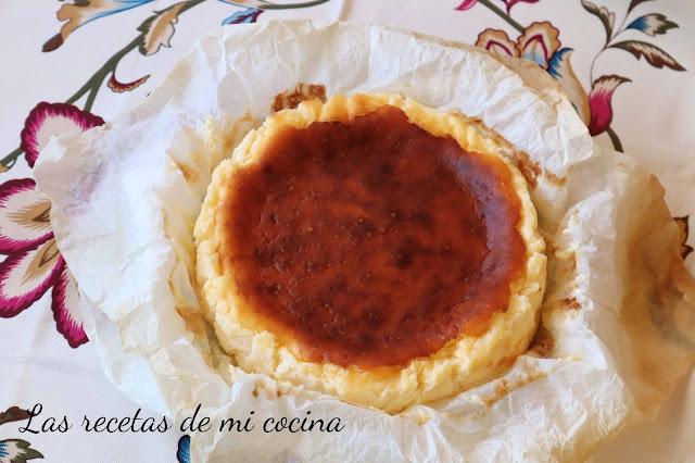 """Tarta de queso """"La Viña"""""""