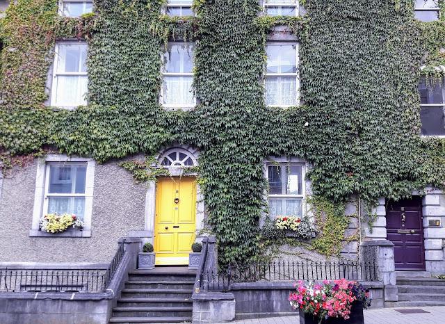 Kiertele kaupungilla aisti Kilkennyn tunnelmaa