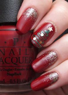 TOP 10 CHIRSTMAS themed nail arts! CHIRSTMAS THEMED NAILS/FESTIVAL THEMED NAILS