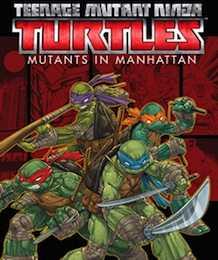 Download TMNT : Mutants in Manhattan Full Version Free