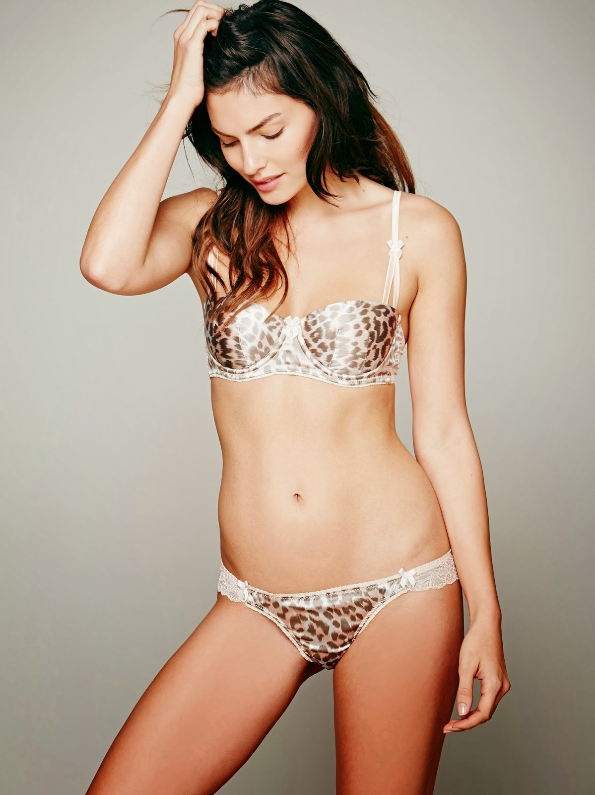 foto Vero Moda Intimates Swimwear 2013 Lookbook
