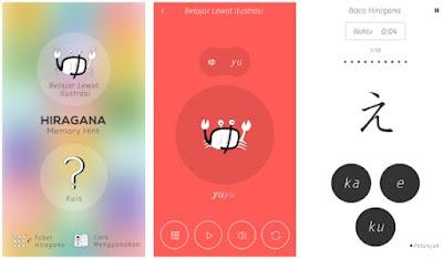 Aplikasi Belajar Bahasa Jepang - 8