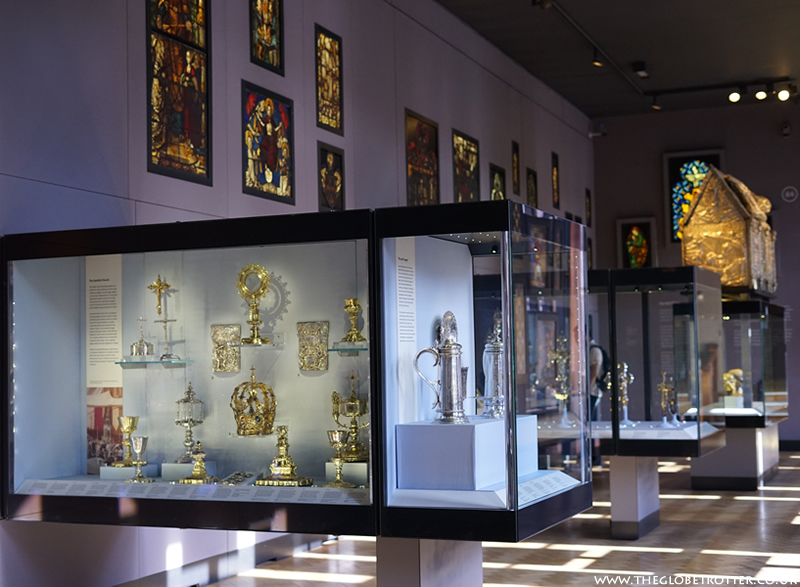 Sacred Silver and Stained Glass Collection