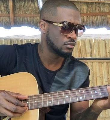 'I Get Big Cassava' - Psquare's Peter Okoye Causes Uproar Online After Sharing This 'Eggplant' Photo