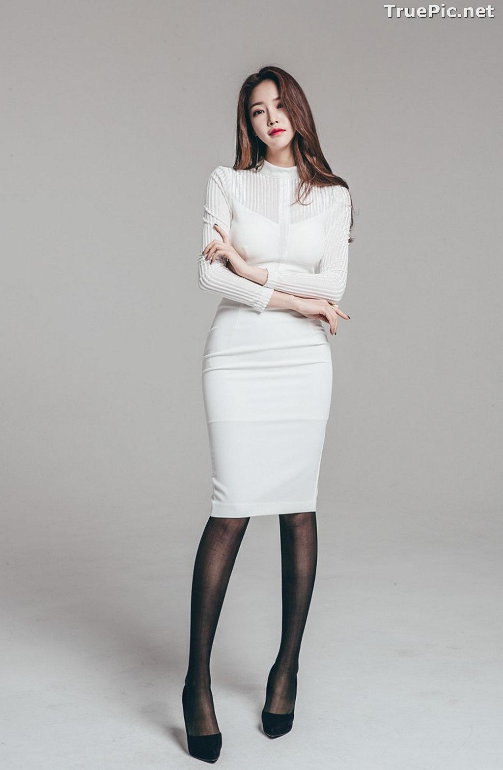 Image Korean Beautiful Model – Park Jung Yoon – Fashion Photography #11 - TruePic.net - Picture-52