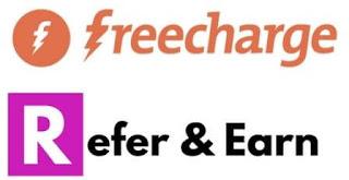 freecharge refer & earn 2018