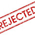 6 Common Reasons for Personal Loan Rejection