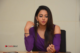Actress Rakul Preet Singh Latest Stills in Beautiful Long Dress  0240.JPG