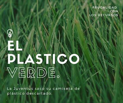 plastico como algo verde?