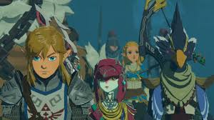 Hyrule Warriors: Age of Calamity all game characters
