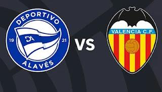 Resultado Valencia vs Alaves liga 27-8-21