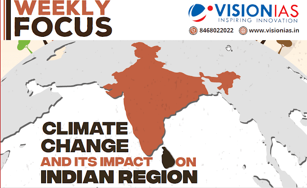 Vision IAS Climate Change and Its impact