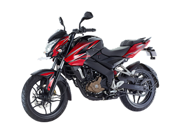 2017 Bajaj Pulsar 200NS left side image
