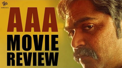 AAA : Anbanavan Asaradhavan Adangadhavan Movie Review | Simbu, Shriya, Tamanna
