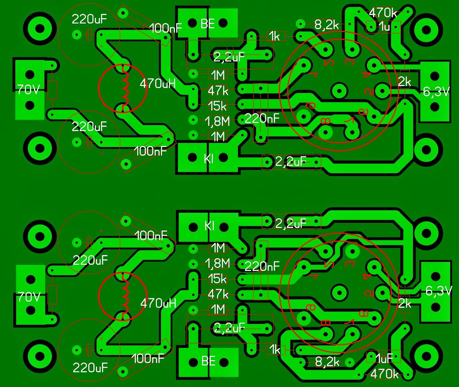 Diy Csves El Fokozat Ecc88 82 Vel Elektrobarlang The Fu29 Pushpull Circuit Amplifiercircuit Diagram A Foglalat Nyk Flia Oldalra Kerl Egy Dolog Hinyzik Rla Mgpedig Az R2 Es Ellenlls Rajzolgats Kzben Elkerlte Figyelmem S Prbazem