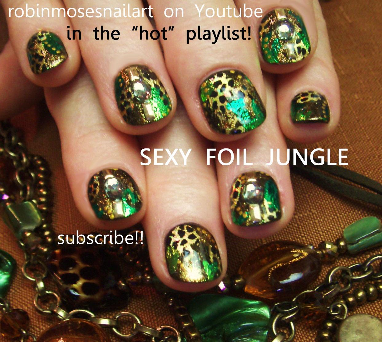 pastel stripe nail, pastel flower nail, striped nails ...