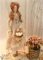 Аделия кукла тильда
