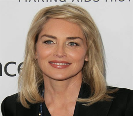 Sharon Stone admits