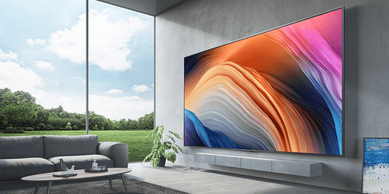 Redmi Smart TV Max 98-inch 4K HDR TV now official in China