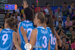 FIVB Volleyball Nations League AsiaSat 5 Biss Key 13 June 2019