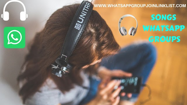 Songs WhatsApp Group Join Link List