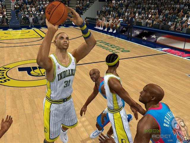 NBA Live 2003 Full Version