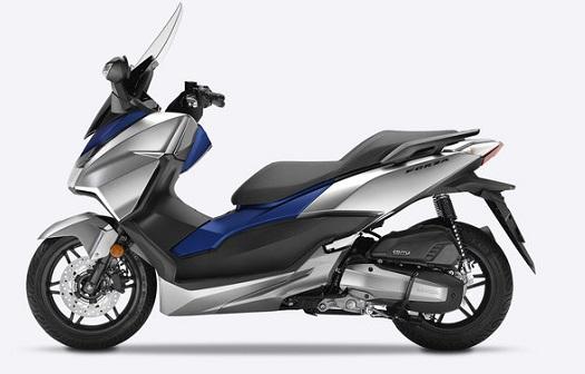 Design honda Forza 150