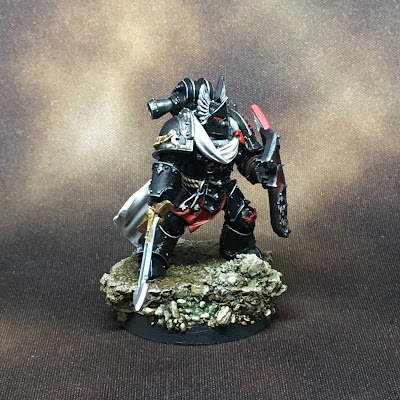 Horus Heresy Dark Angels Praetor