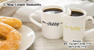 Mug Couple Romantis