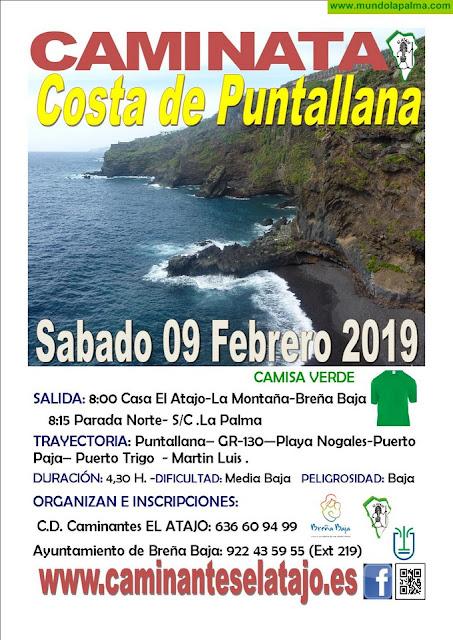 EL ATAJO: Costa de Puntallana