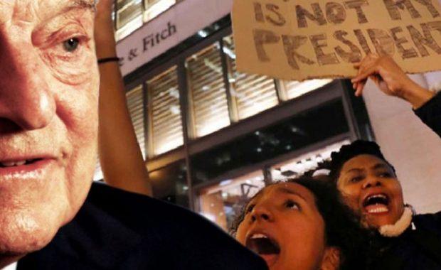 Ο Τζορτζ Σόρος χρηματοδοτεί τις αγωγές εναντίον του Τραμπ κατά της απαγόρευσης της παράνομης μετανάστευσης