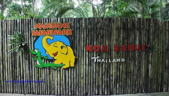 Thailand | Bersantai Bersama Keluarga Di Namuang Safari Park