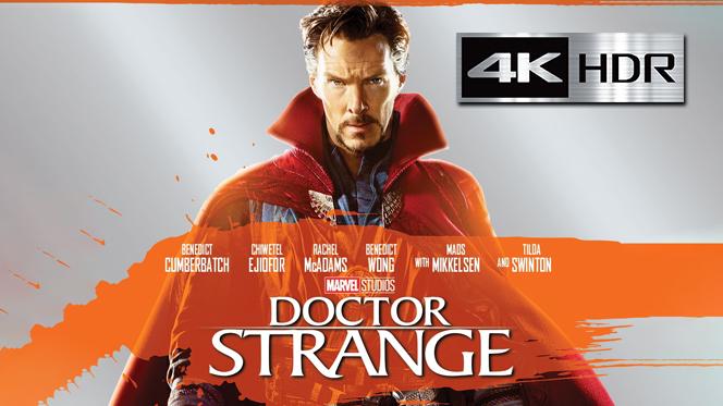 Doctor Strange (2016) REMUX 4K UHD [HDR] Latino-Castellano-Ingles