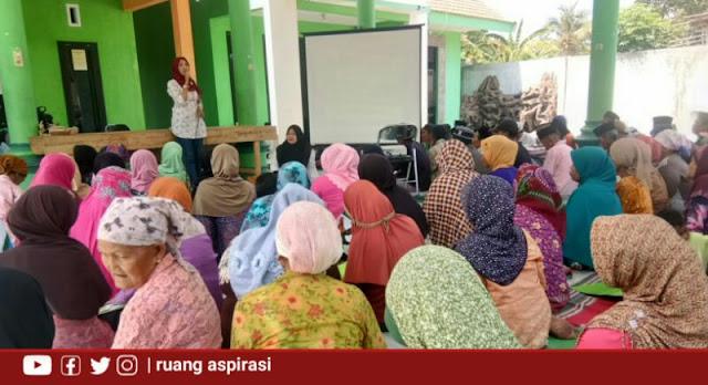Tingkatkan Kesejahteraan, Litbang Kementan Realisasikan Program BEKERJA di Kecamatan Kapongan