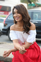 Shriya Saran looks super cute in off shoulder top and Red Skirt ~  Exclusive Celebrities Galleries 063.JPG