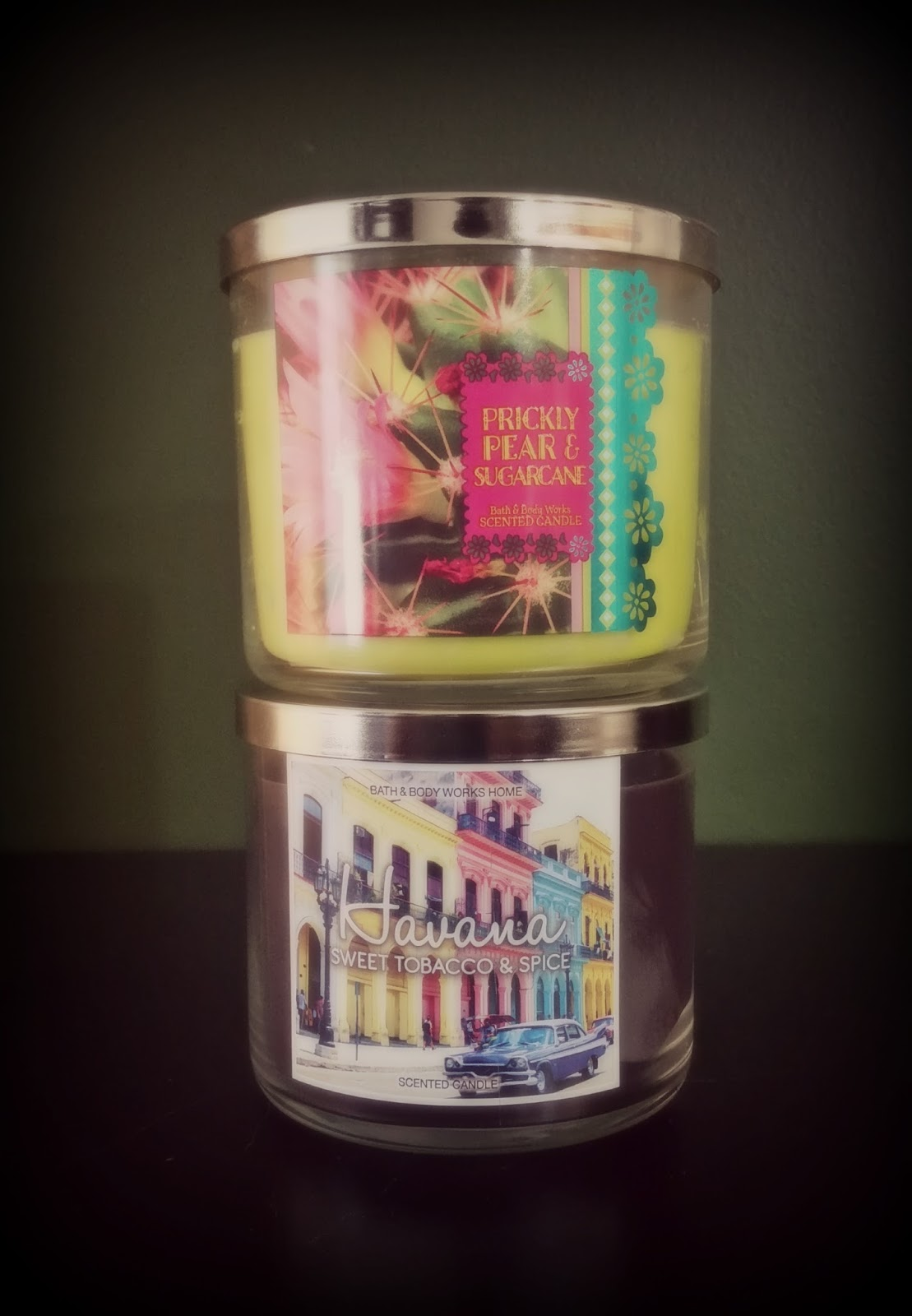 That S So Test Scent Havana Prickly Pear Sugarcane Cold Sniff