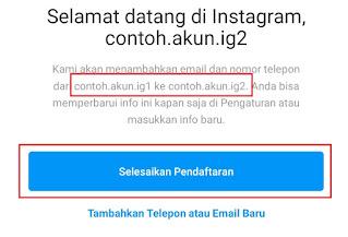 Cara Membuat Banyak Akun Instagram Menggunakan 1 E-Mail dengan Aman