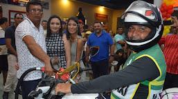 População de Marechal Thaumaturgo festeja conquista do primeiro posto terrestre de abastecimento de combustível