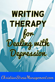 Writing Therapy for Dealing with Depression