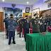 HUT Ke 75 TNI, Dandim 0306/50 Kota Ikut Upacara Lewat Virtual