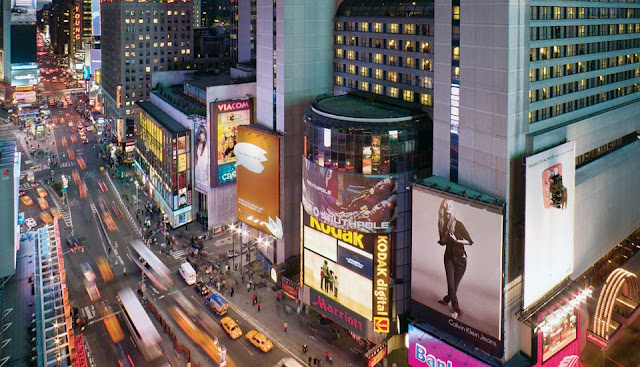Marriott Marquis sur Times Square