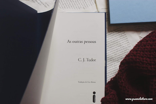 C. J. Tudor