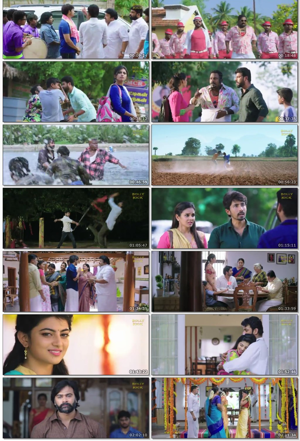 Vansh Raaj (Mannar Vagaiyara) 2020 Hindi Dubbed 720p HDRip 900MB Download