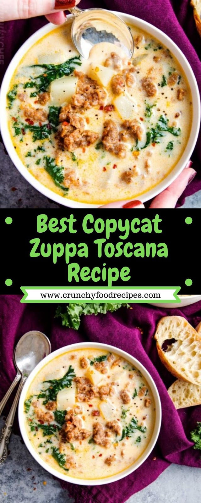Best Copycat Zuppa Toscana Recipe