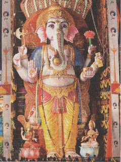 Latest Khairtabad ganesh Images 2015