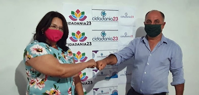 Convenção confirma Edelir Ribeiro e Inêz do Posto para disputar a prefeitura de Mato Rico