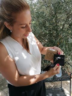 Ganadora sorteo Le Chat Rose Evento blogger alicante Mecreativeevents instagram