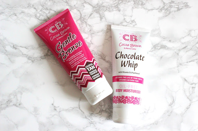 Cocoa Brown Gentle Bronze & Chocolate Whip